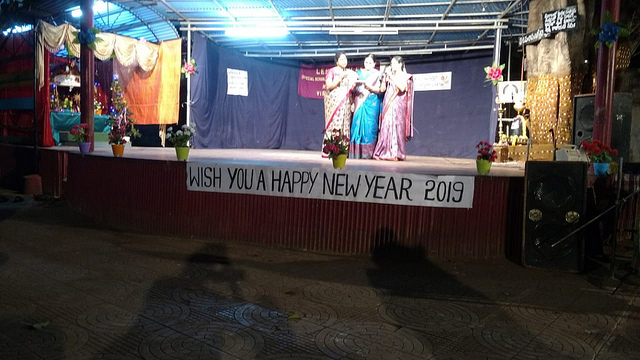 2019 New Year Celebrations at Lebenshilfe