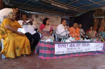 Family Health Forum at Lebenshilfe